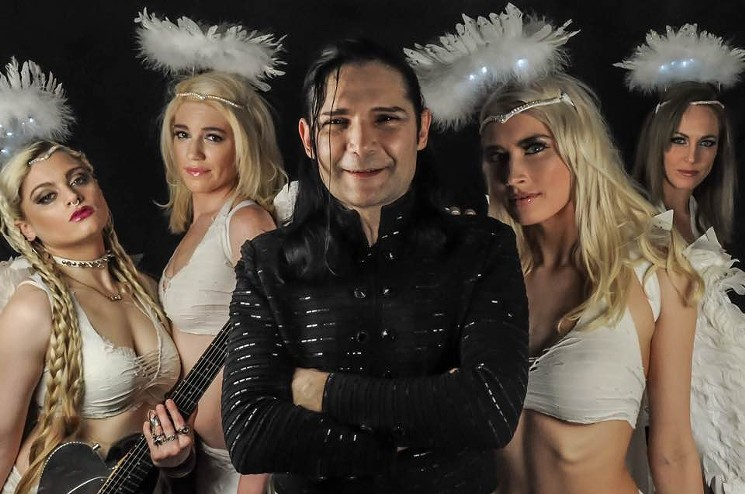 Corey Feldman has named one of his alleged sexual abusers