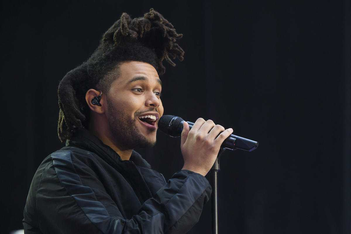 The Weeknd Finds Puppy Love, Literally | The Weeknd