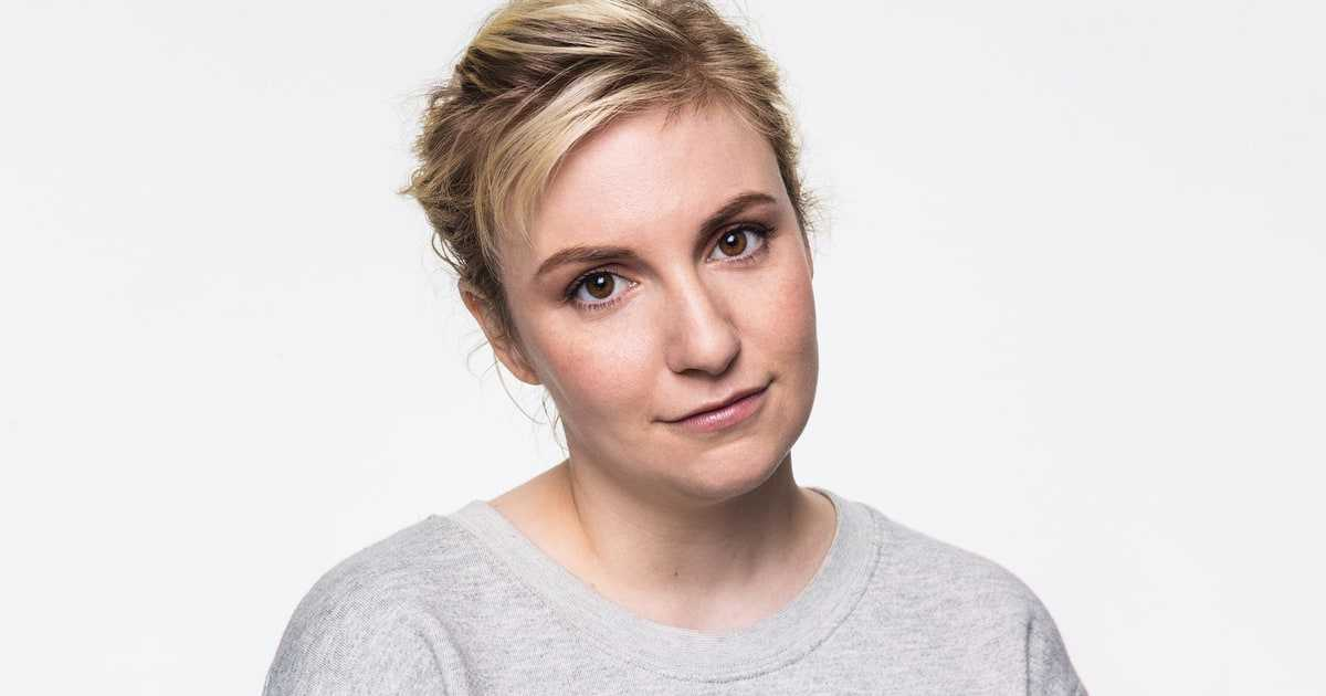Lena Dunham Continues To Steal My Bit And I Want Her To Stop | Lena Dunham