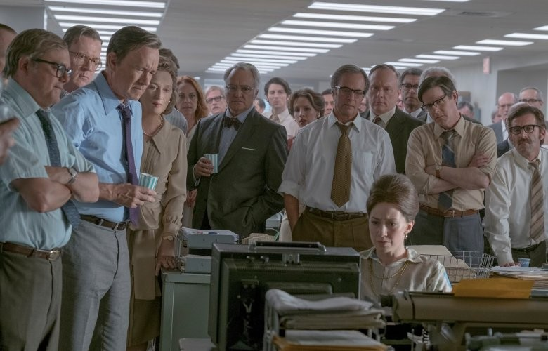 'The Post' First Trailer Talk | The Post