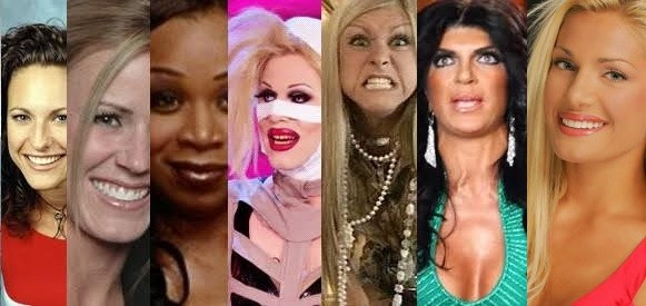 The Top 7 Female Reality Stars That Changed The Game Forever | LGBT Reality TV