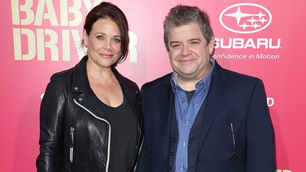 Patton Oswalt & Meredith Salenger Get Married! | Patton Oswalt