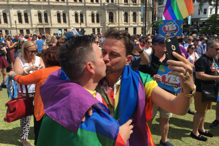 Australia Votes Yes For Gay Marriage, PM Moves To Legalize By Christmas | Australia Gay Marriage
