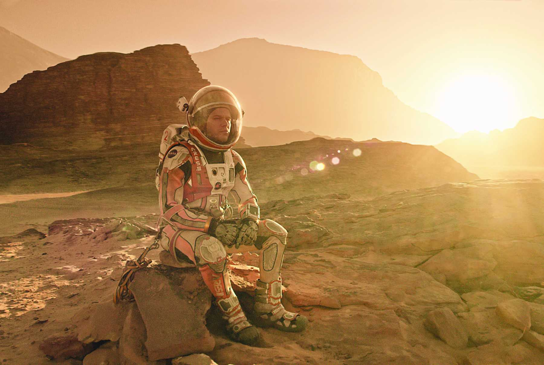 """The Martian,"" 20th Century Fox"