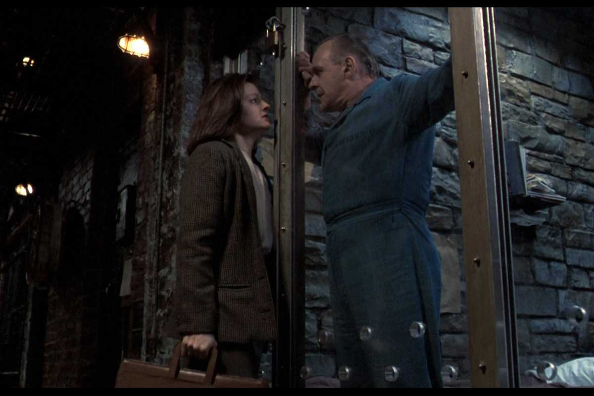 """Silence of the Lambs,"" Orion Pictures"