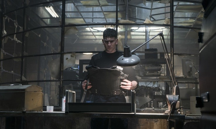 'The Punisher' Review: Frank Castle Carries The Show To A Better Second Half | The Punisher