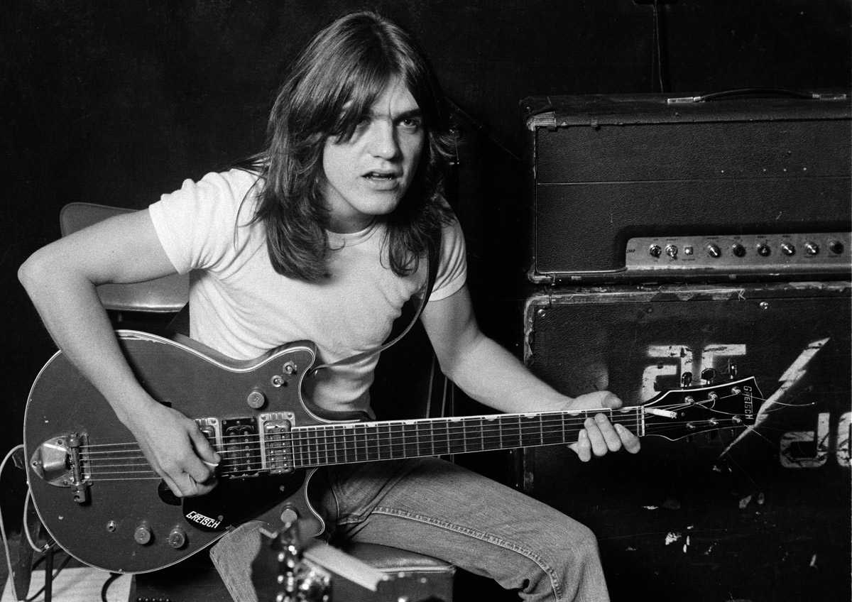 Rock Legend Malcolm Young Passes Away at 64 | Malcolm Young
