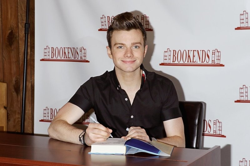 Chris Colfer Lands New Book Deal | Chris  Colfer