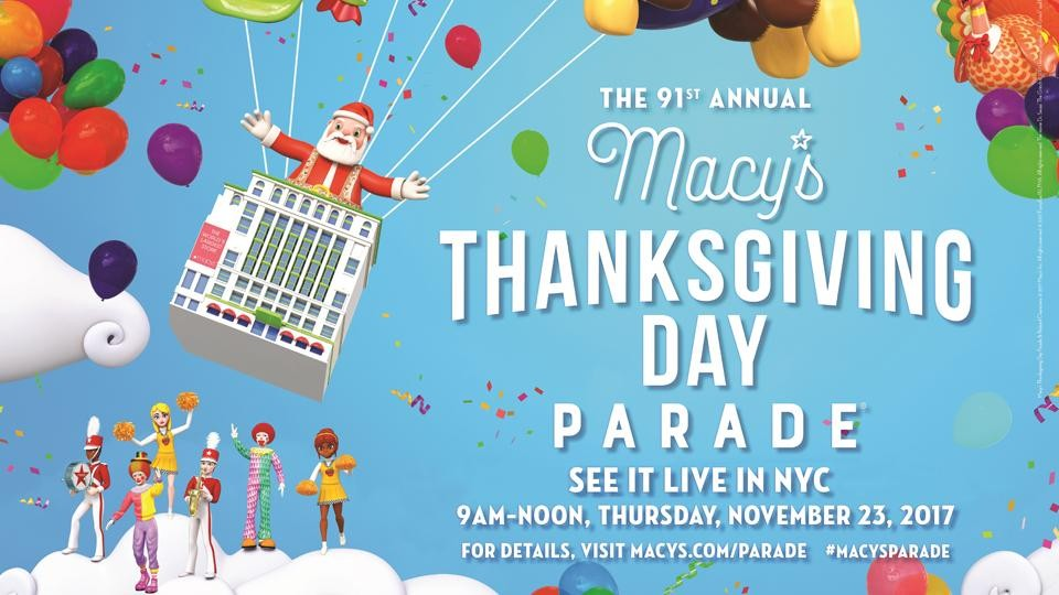 NBC Feasts on Strong Turnout for Thanksgiving Day Parade, Football