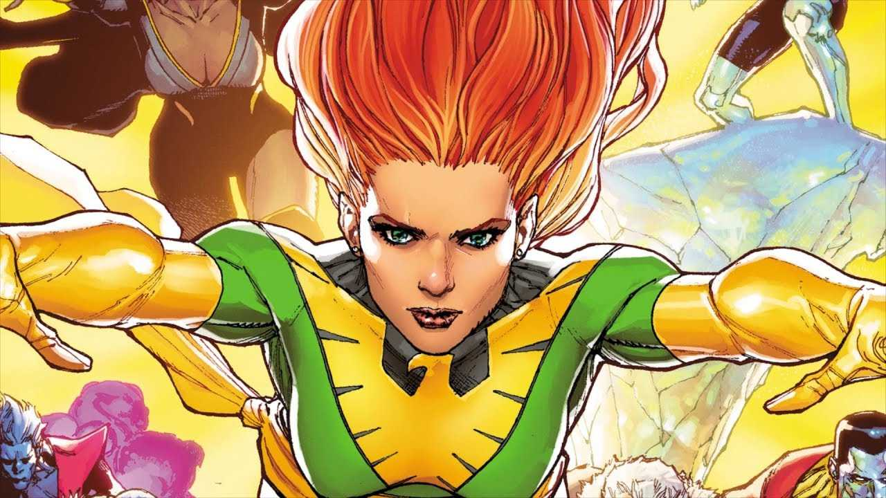 Image result for Jean Grey