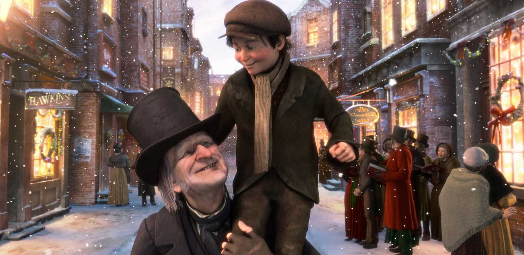 Quick Thoughts About Underrated Movies: Disney's A Christmas Carol | Christmas Carol