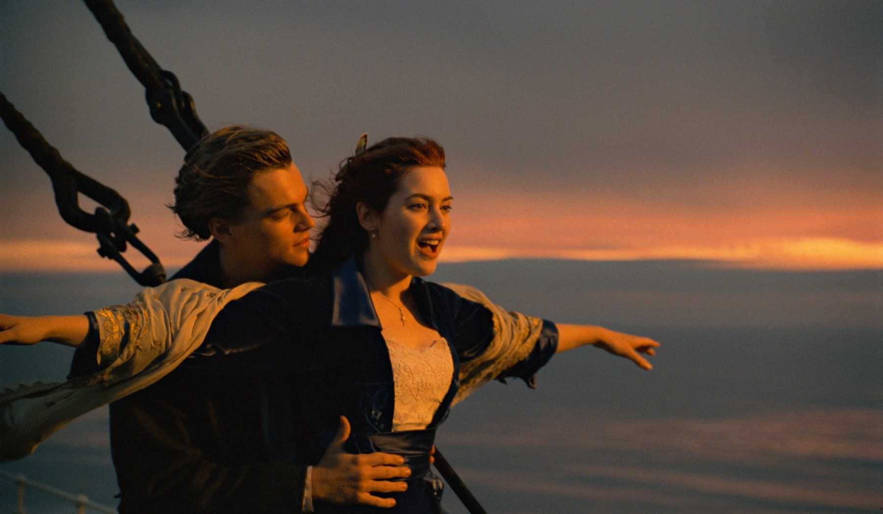 'Titanic' Returning To Theaters For 20th Anniversary | Titanic
