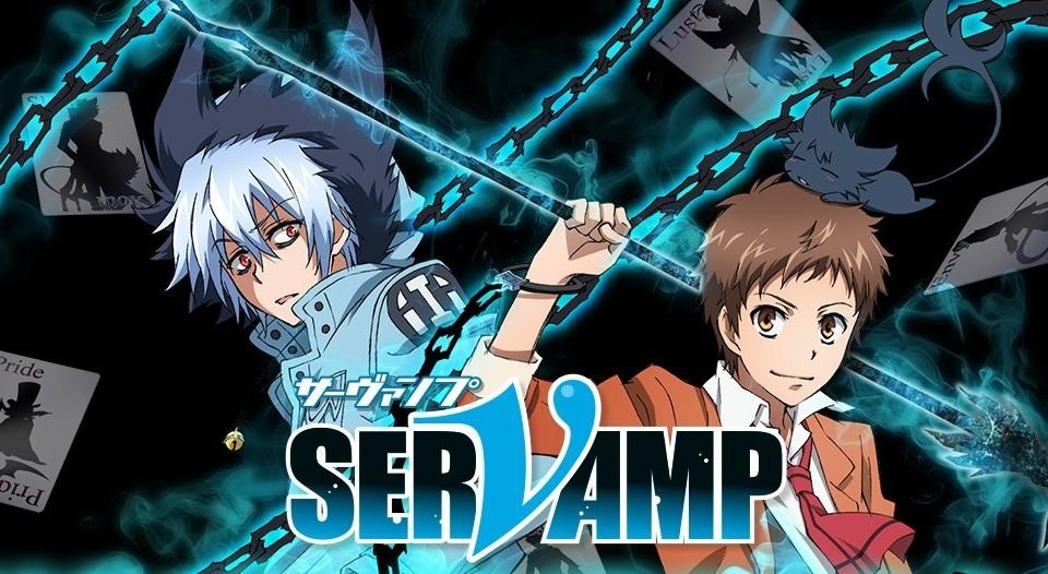 Servamp Isnt Your Average Vampire Anime Series