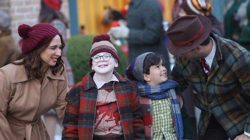 Review: Fox's 'A Christmas Story Live!' Is Decent, Despite Miscommunication | Christmas Story Live!