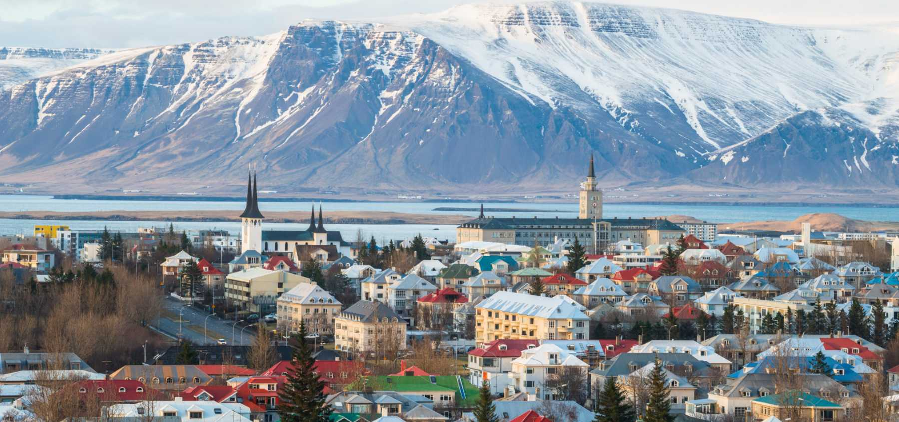 Iceland Normalizes Equal Pay | gender