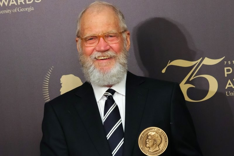 David Letterman Announces All Star Lineup For New Netflix Show | David Letterman