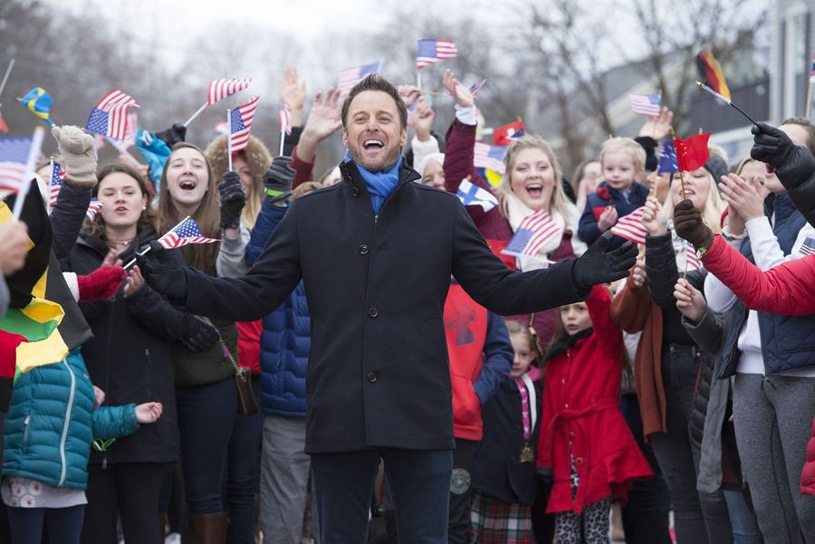 'The Bachelor' Changes It Up With A Winter Games Edition | Bachelor Winter Games