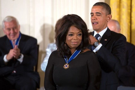 Will Oprah Run For President? Trump Himself Though She'd Be A Great VP | Oprah