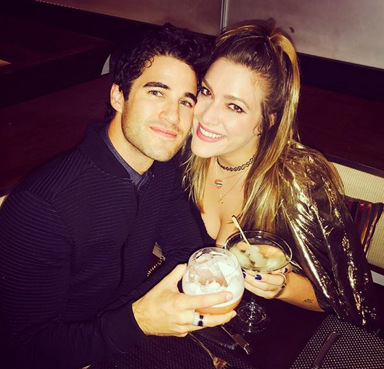 Darren Criss And His Longtime Girlfriend Are Officially Engaged!