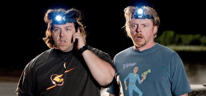 Simon Pegg & Nick Frost Collaborating On Horror-Comedy Series Truth Seekers | Truth Seekers
