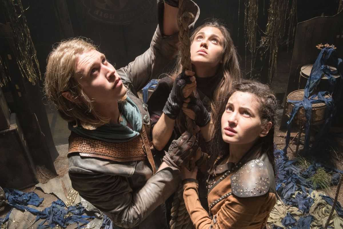 The Shannara Chronicles Will Not See A Third Season | shannara
