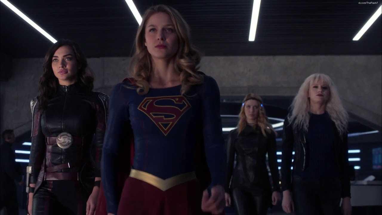 Arrowverse Recaps: Supergirl 3x11, The Flash 4x11, Arrow 6x11 | Arrowverse