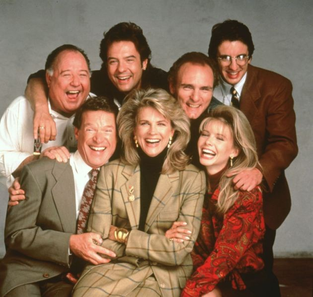 'Murphy Brown' Reboot Headed To CBS | Murphy Brown
