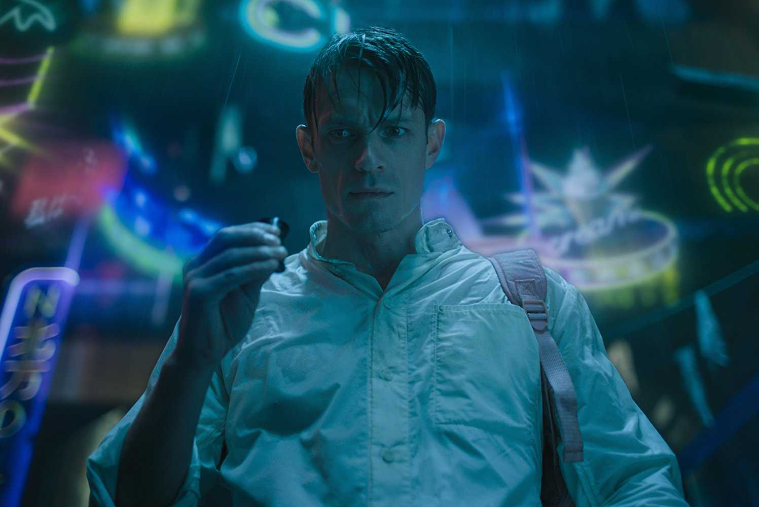 Joel Kinnaman Hits Back At Whitewashing Claims Against His New Series 'Altered Carbon'   altered carbon