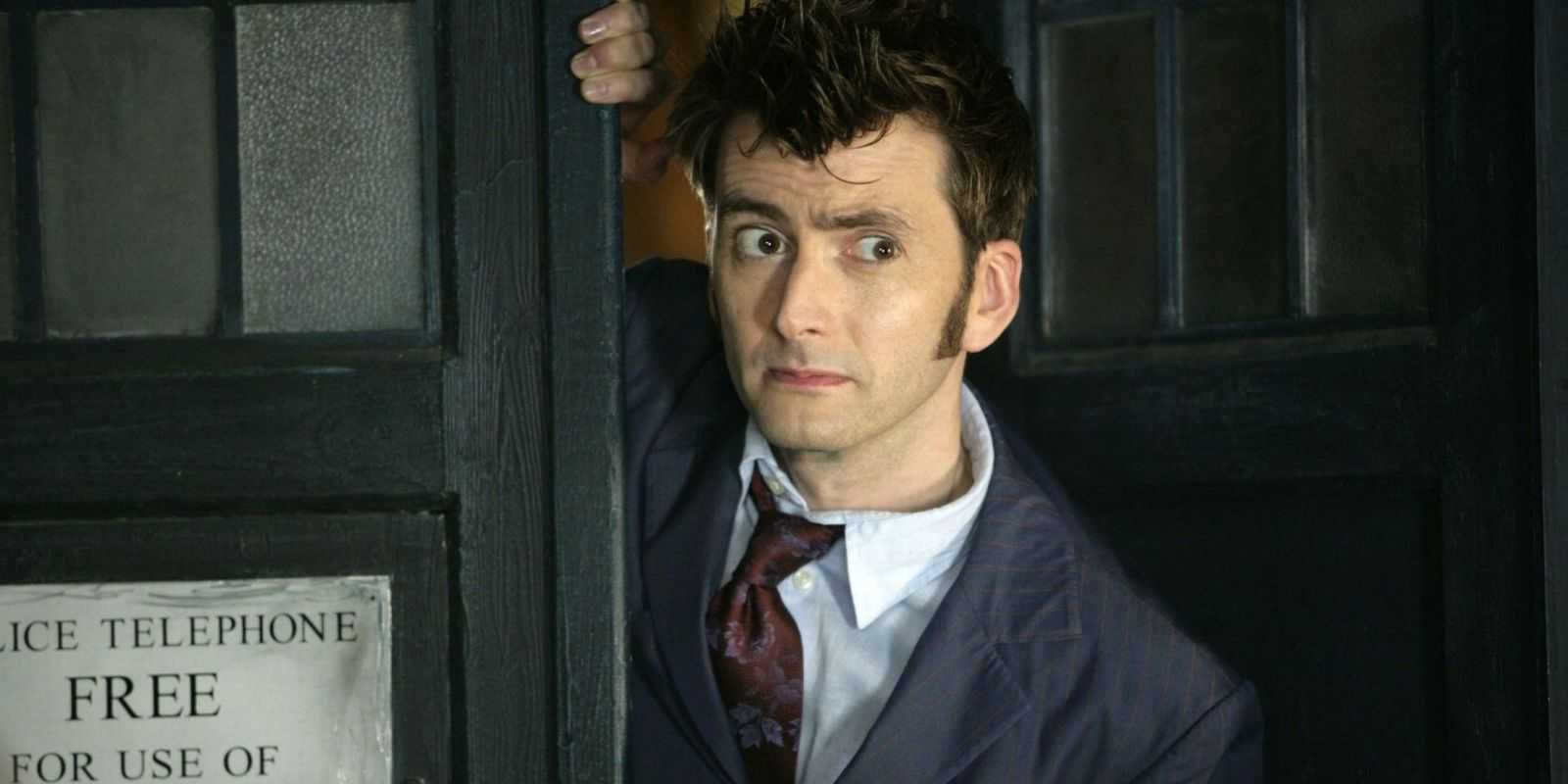 David Tennant Is Back As The Doctor In Special Farewell Short | tennant