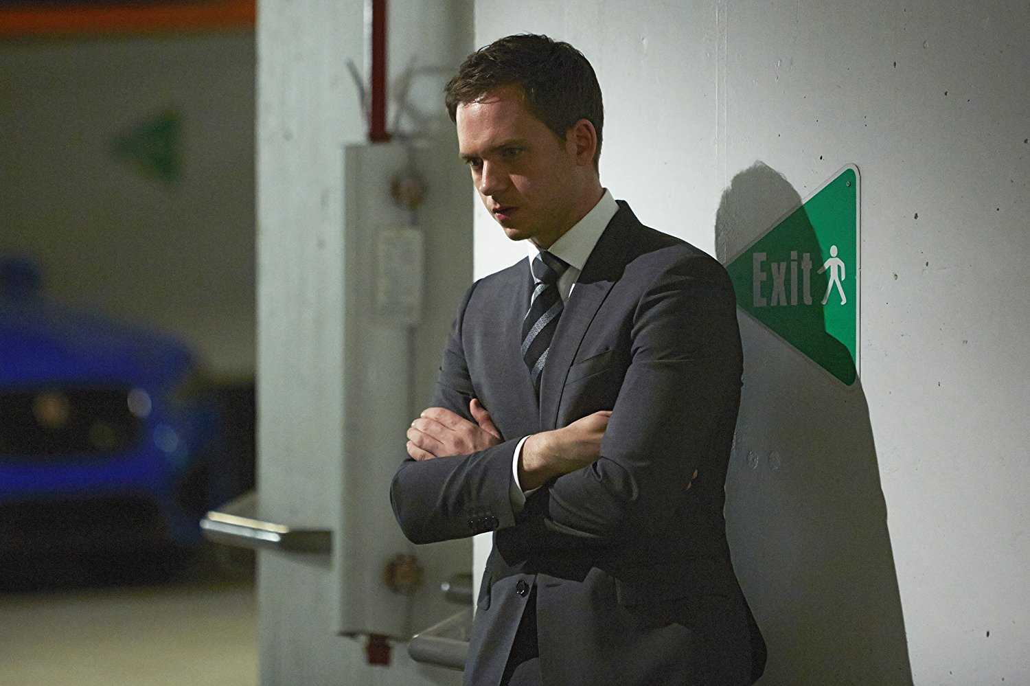 Patrick J. Adams Is Leaving 'Suits' With Meghan Markle And Hints At A Happy Ending For Their Characters | patrick j adams