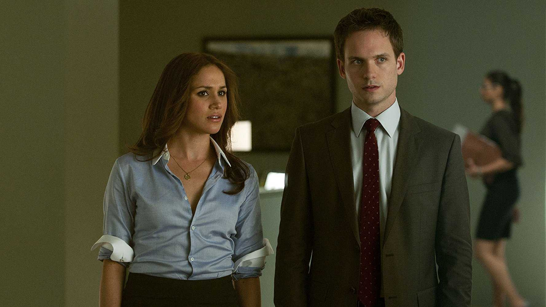 Patrick J Adams Defends Meghan Markle Against A Racist Tweet By A US Republican Candidate | patrick j adams