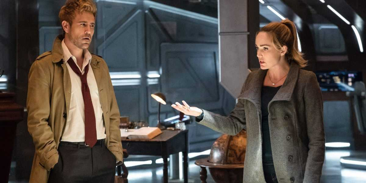 Arrowverse Recaps: Legends Of Tomorrow 3x10 | Arrowverse Legends