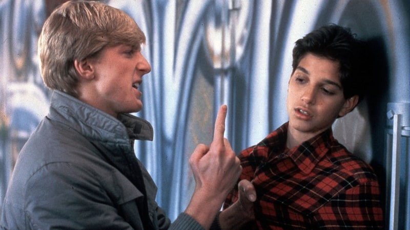 Daniel LaRusso And Johnny Lawrence Face Off In Karate Kid Sequel Trailer   karate kid
