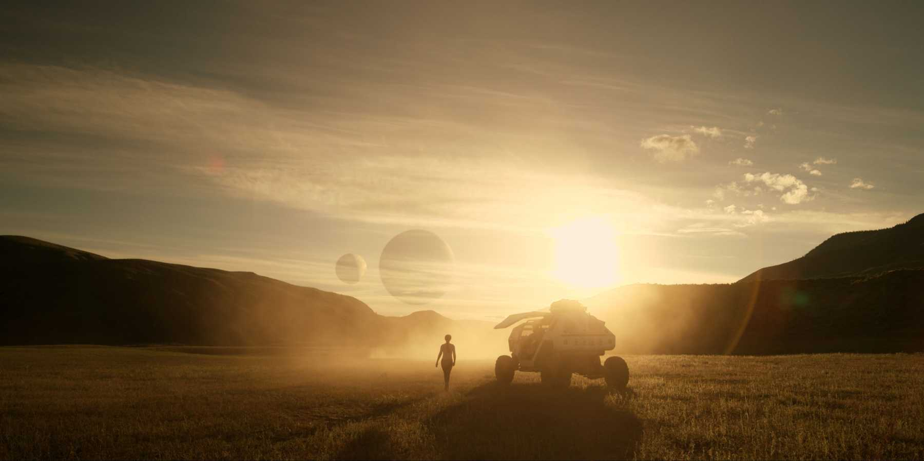 Netflix Releases Trailer for New Lost In Space Reboot | Lost in Space