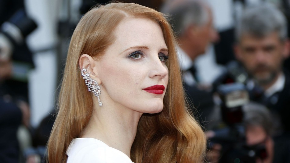 Jessica Chastain In Talks To Join 'It' Sequel As Adult Beverly Marsh | Jessica Chastain