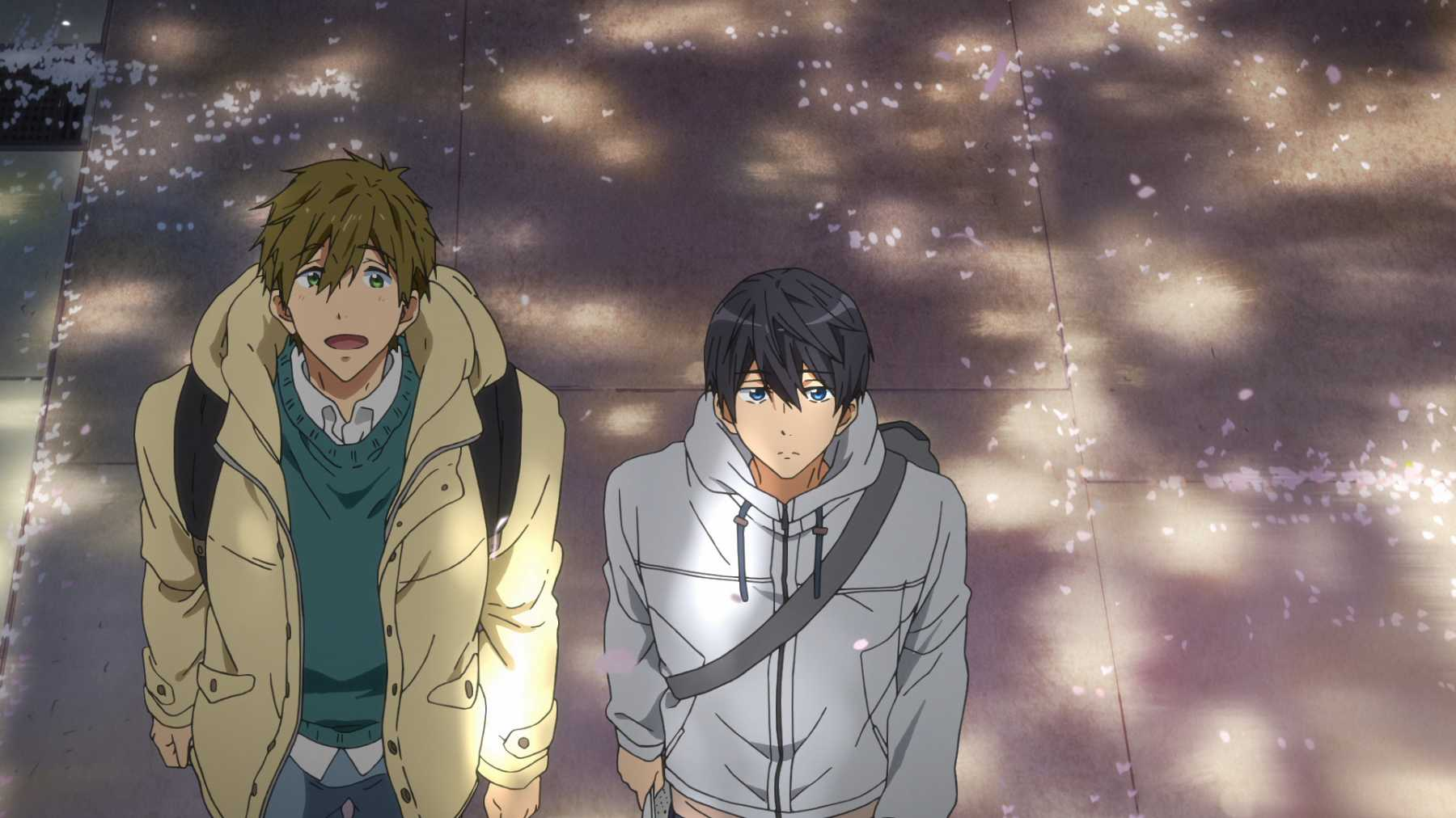 'Free! Take Your Marks' Shows Growth For The Franchise | Free take your marks