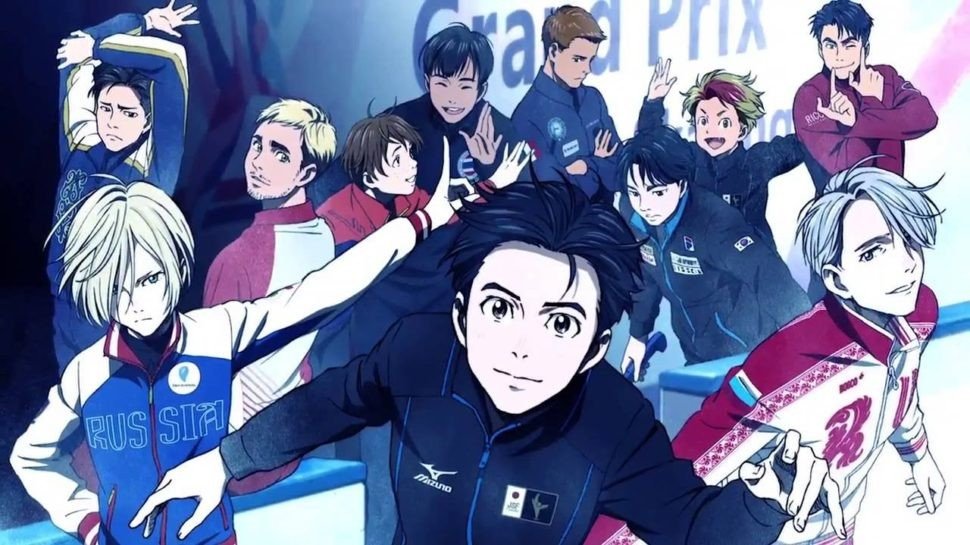 Yuri On Ice Contains Passion, Athleticism and Creativity  | yuri on ice