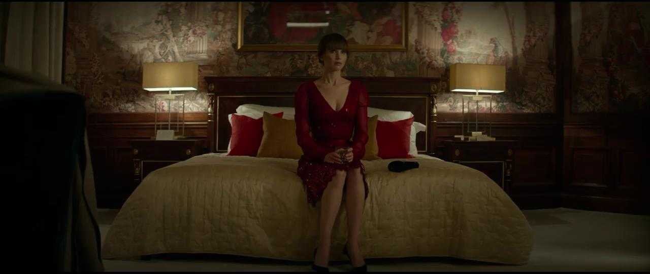 'Red Sparrow' Review: Jennifer Lawrence Stars In A Solid Seductive Spy Thriller | red sparrow