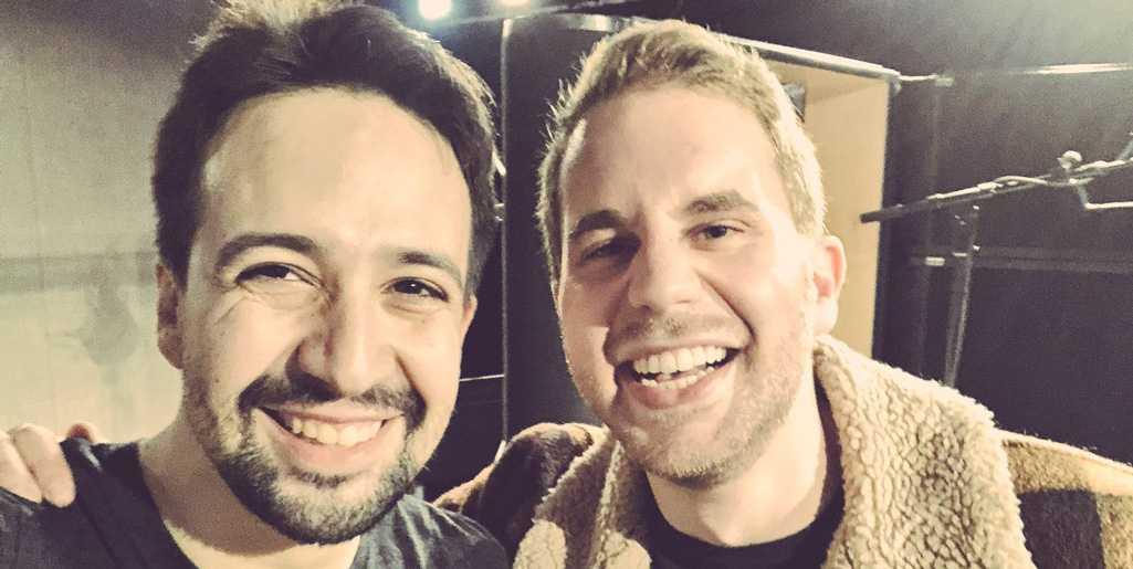 Lin-Manuel Miranda, Ben Platt Releases Charity Single For Gun Control March | lin-manuel miranda Ben Platt