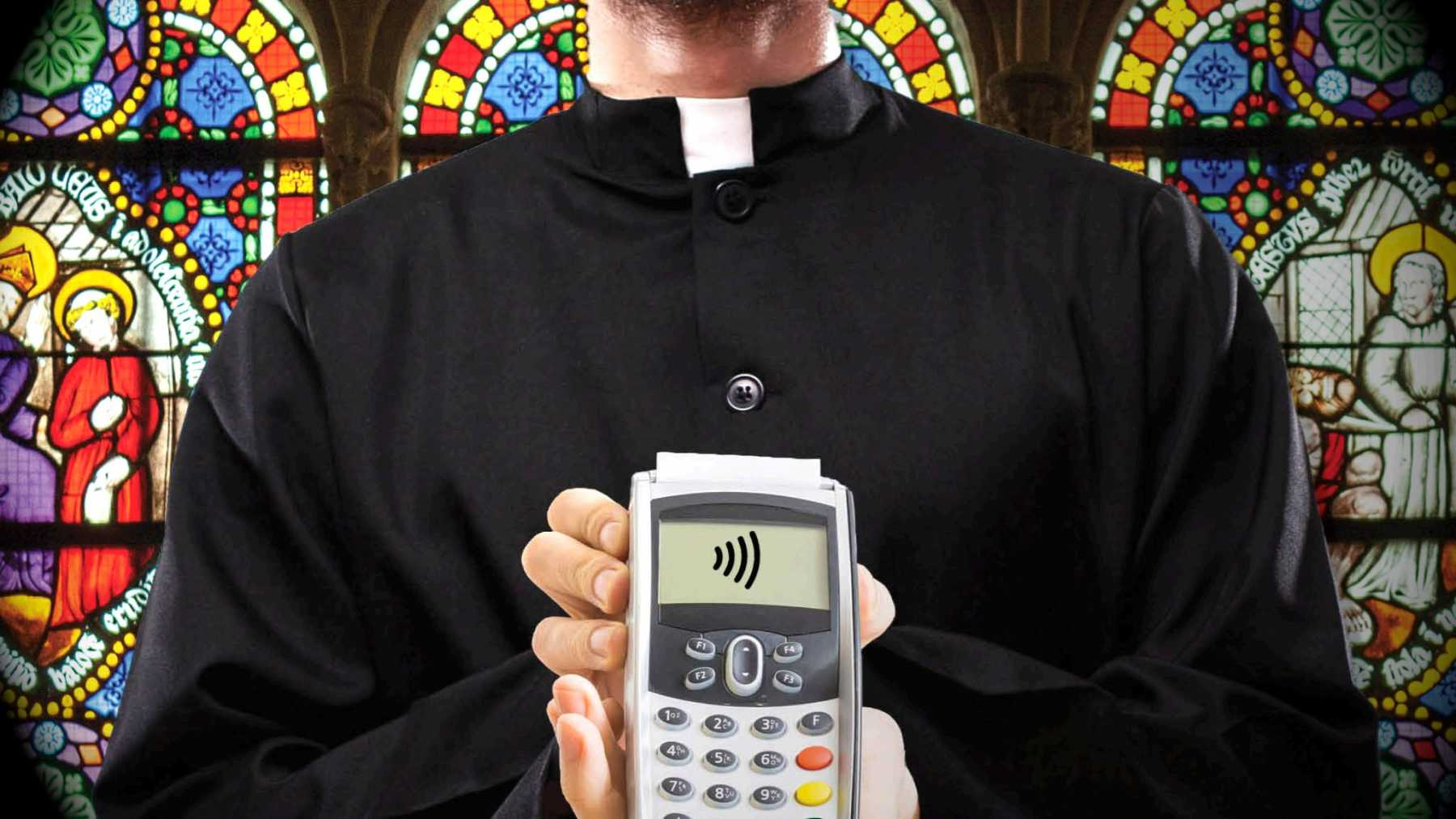 Church Of England Introduces Contactless Pay For Donations | church