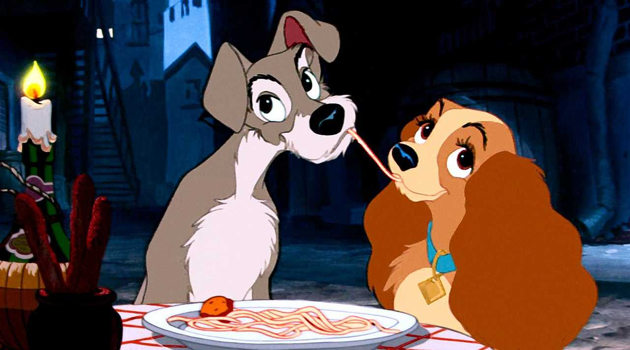 Live Action Lady and the Tramp to Debut on Disney's New Streaming Service | Lady and the Tramp Live Action