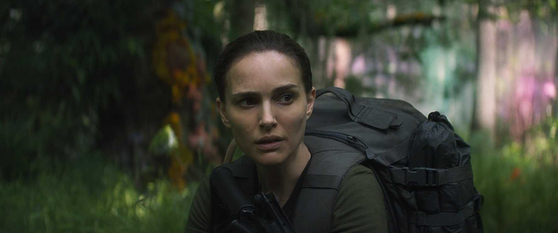 'Annihilation' Review: Natalie Portman Leads An Intelligent Visual Spectacle | annihilation film review