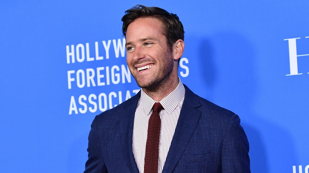 Armie Hammer Announces That He Is Retiring The Tracksuit   Armie Hammer