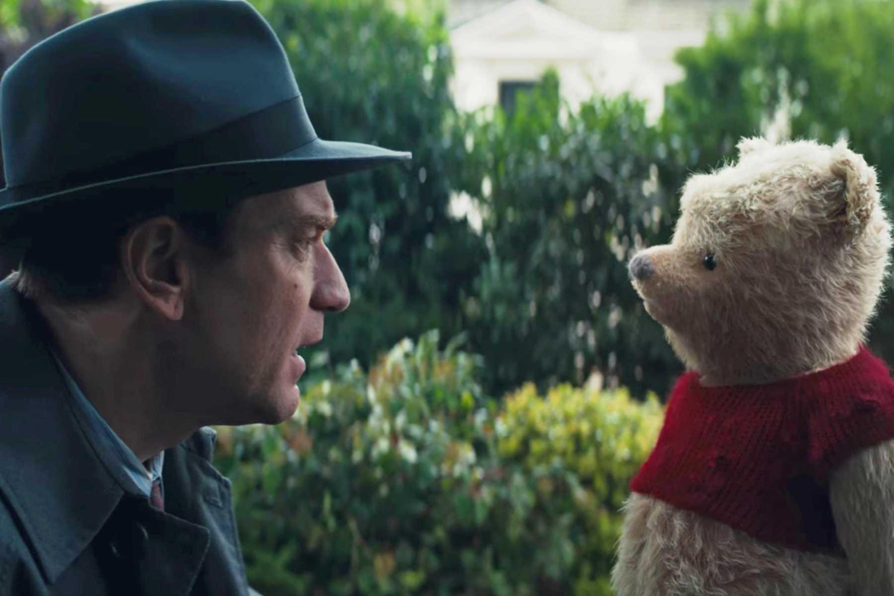 'Christopher Robin' Teaser Trailer Talk | Christopher Robin Teaser