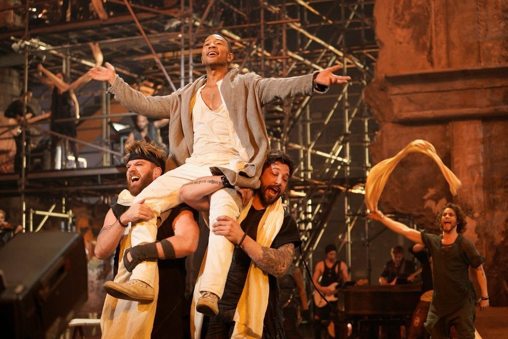 Review: 'Jesus Christ Superstar Live!' Is Energetic But Lacking | Jesus Christ Superstar Live