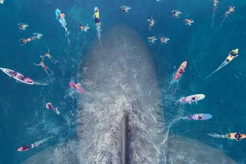 'The Meg' First Trailer Talk | The Meg