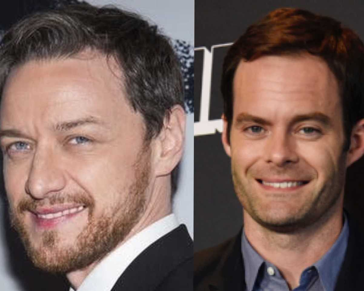 James McAvoy And Bill Hader In Talks To Join 'It' Sequel | James McAvoy