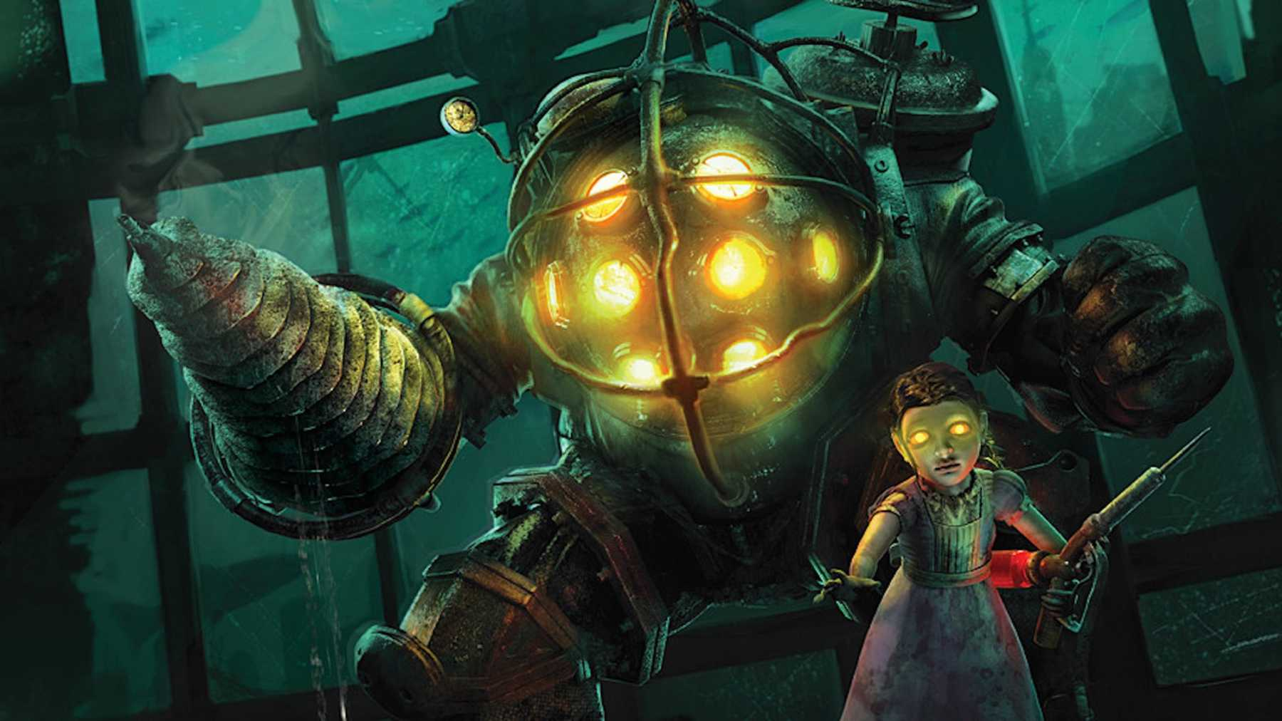 A New BioShock Game Is Reportedly In Development | BioShock