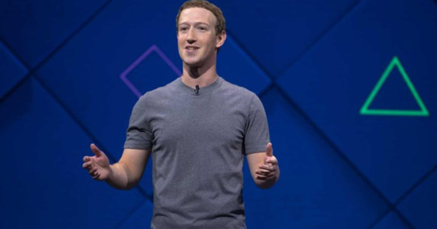 Here's how much Facebook spends on Mark Zuckerberg