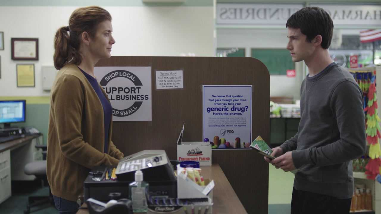 13 Reasons Why's Kate Walsh Drops Hints On What We Should Expect On Season 2 | 13 reasons why